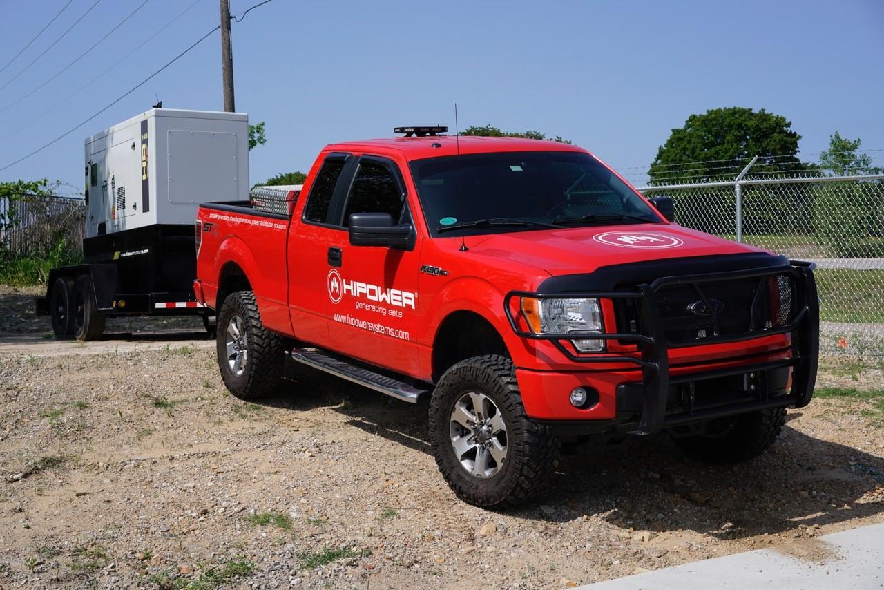 HP Truck Tulsa