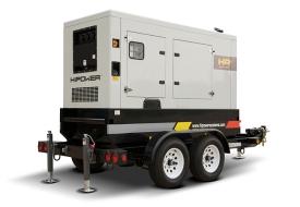 HRJW145 117kw Diesel Generator John Deere engine