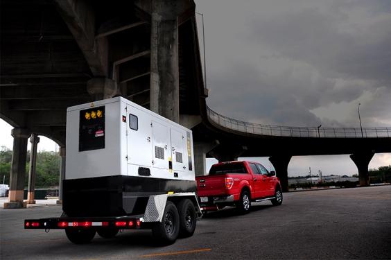 Hipower Portable Diesel Generator